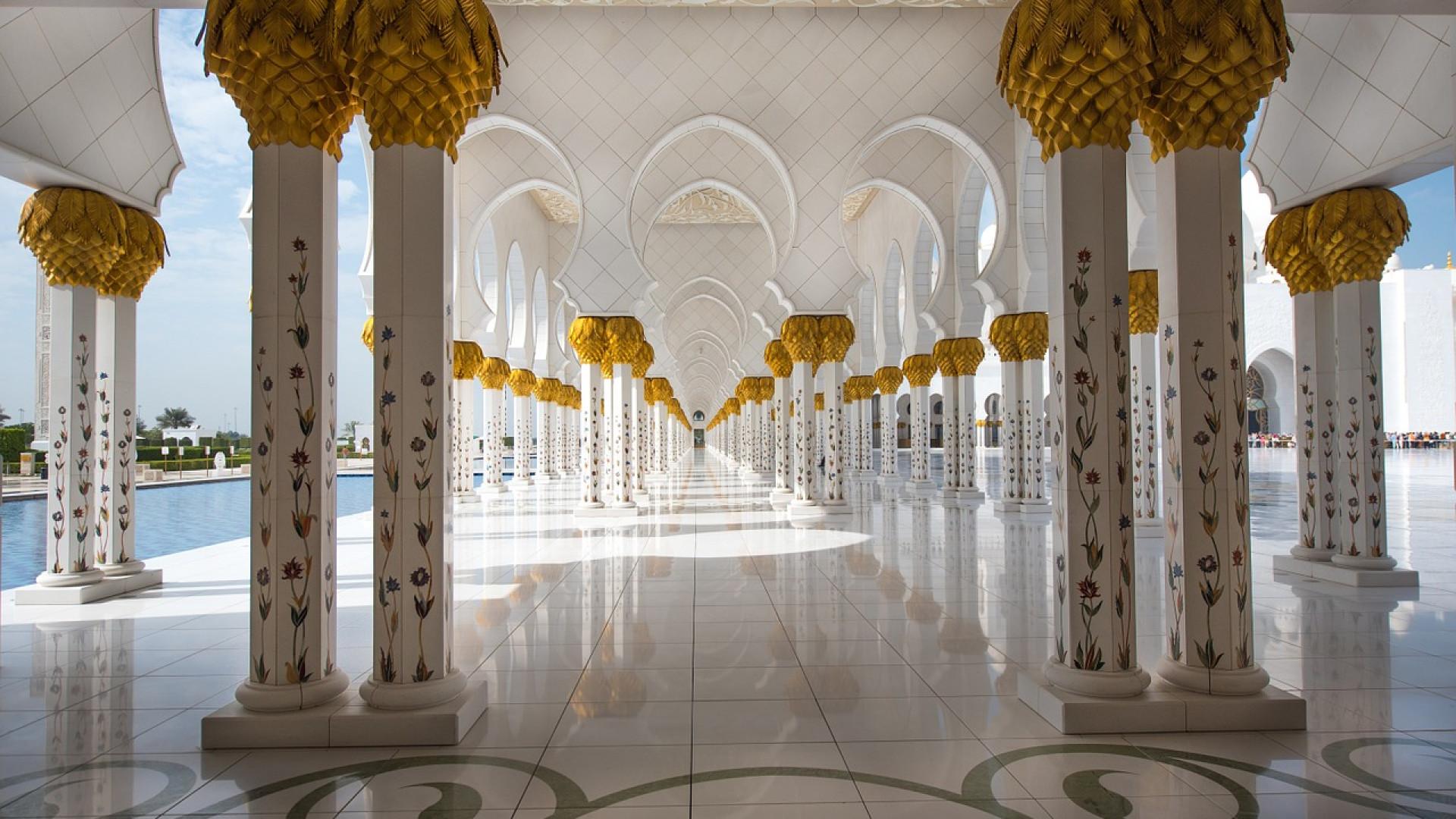 La démesure à Abu Dhabi