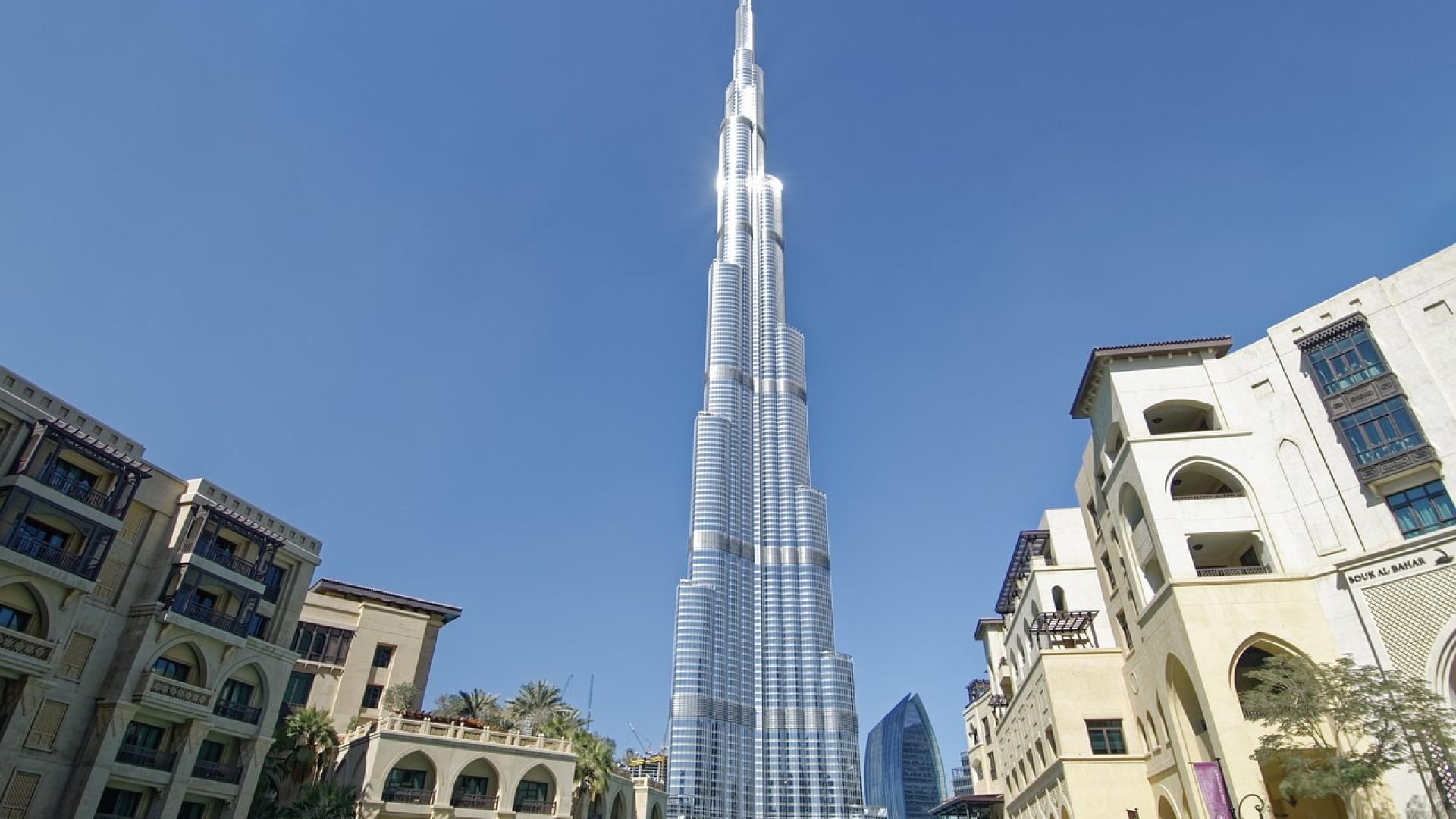 Les plus hautes tours de Dubaï